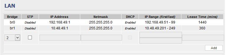 Как настроить DNS на прошивке Tomato